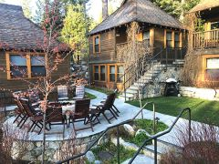 Charming Cedar Crest Cottages is a gem of a find on Lake Tahoe's West Shore. Photo by David Dickstein