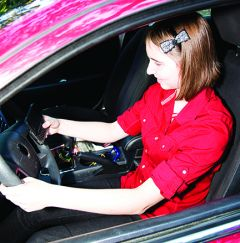 Talk with teens about the dangers of risky situations, such as speeding, impairment and distracted driving. File Photo MPG