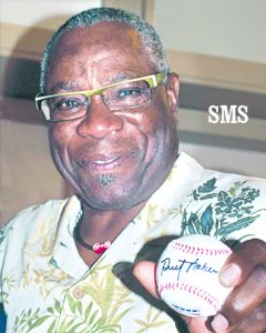 Carmichael Homegrown baseball legend Dusty Baker is inducted into National Federation of State High School Associations (NFHS) National High School Hall of Fame. Photo by Susan Maxwell Skinner