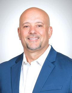 Jeff Garcia, Vice President and Community Relationship Officer in Gold River of Central Valley Community Bank. Courtesy of Cohen Communications