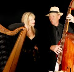 Musicians Christine and Rob Bonner will be featured at the Auburn State Theater. Photo is courtesy of Auburn State Theater
