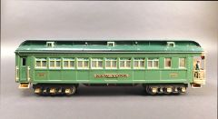 Railroad Museum will debut a very special Lionel Observation Car (No. 416) from 1929 with a very personal connection to Thomas W. Sefton. Courtesy T-Rock Communications