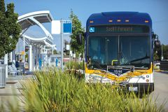 Adjustments have been made to almost every SacRT bus route. Photo courtesy of SacRT
