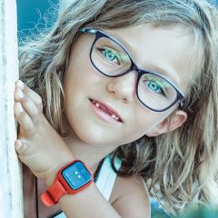 Octopus Watch Motion Edition is the first icon-based watch that empowers kids by teaching good habits and the concept of time, while also encouraging them to stay active with its new fitness tracker. Photo courtesy JOY Familytech