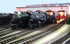 Trains featured can be small toys for children or impressive, finely-crafted exact replicas, which will make your jaw drop with nostalgia for yesteryears. Photo courtesy: International Railfair