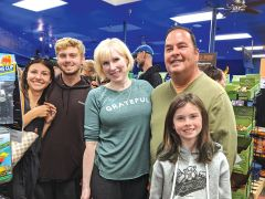 Thousands of customers attended the Aquarium Depot's 7th annual Customer Appreciation Anniversary Event last weekend.